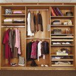 aménagement armoire