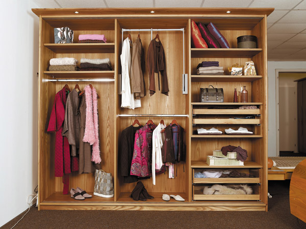 amenagement armoire