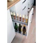aménagement de placard de cuisine