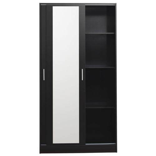 armoire portes coulissantes. Black Bedroom Furniture Sets. Home Design Ideas