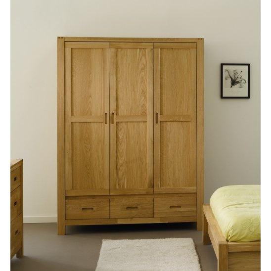 armoire chene