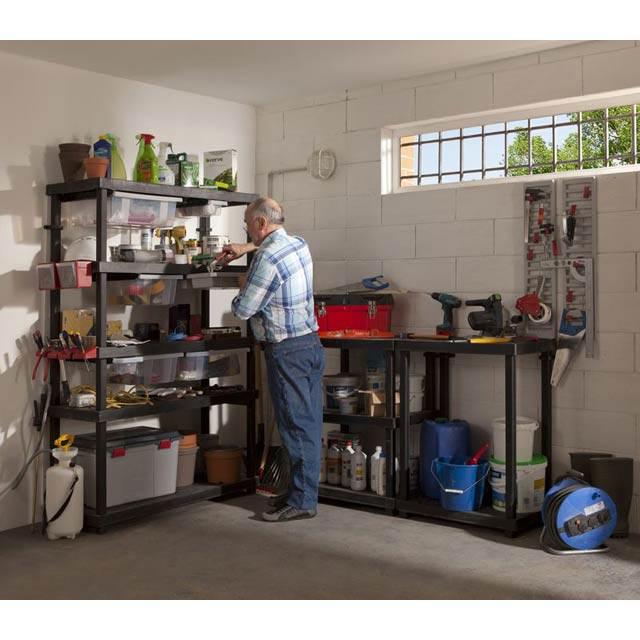 Castorama meuble rangement salle de bain inox meuble for Rangement cuisine castorama