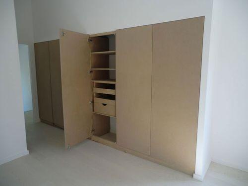 dressing avec porte coulissante placard dressing chambre d 39 adulte 2 fois 2 portes. Black Bedroom Furniture Sets. Home Design Ideas