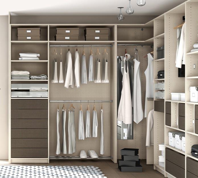 interieur dressing