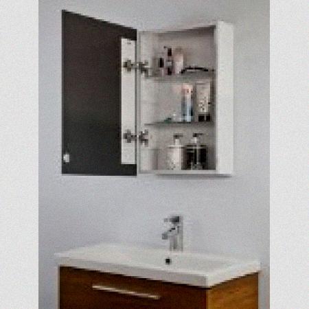 miroir placard salle de bain