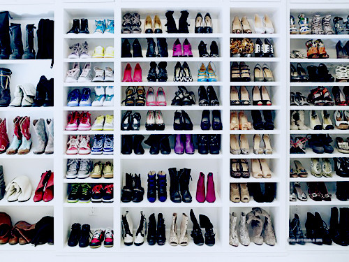placard a chaussures