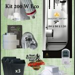placard cannabis kit complet