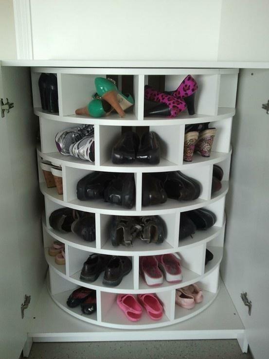 placard chaussure