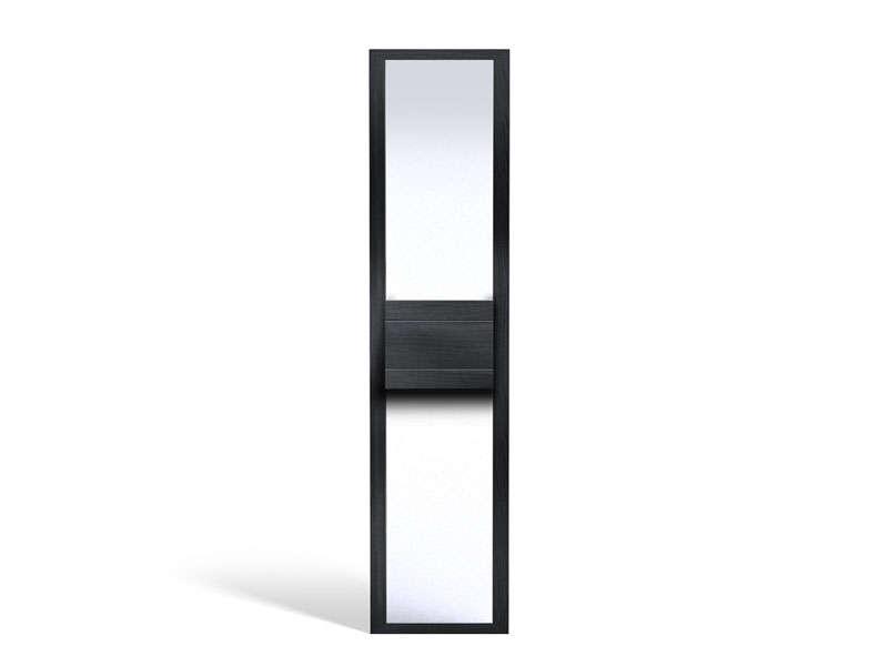 Porte placard iliko porte de placard coulissante - Porte placard coulissante 50 cm ...