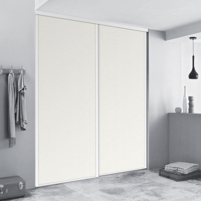 Achat Porte De Placard Porte Placard Coulissante Cm Largeur - Porte placard coulissante de plus porte en bois prix