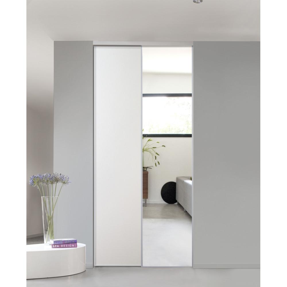 fabulous porte placard coulissante bois dedans porte coulissante pour placard pas cher with. Black Bedroom Furniture Sets. Home Design Ideas
