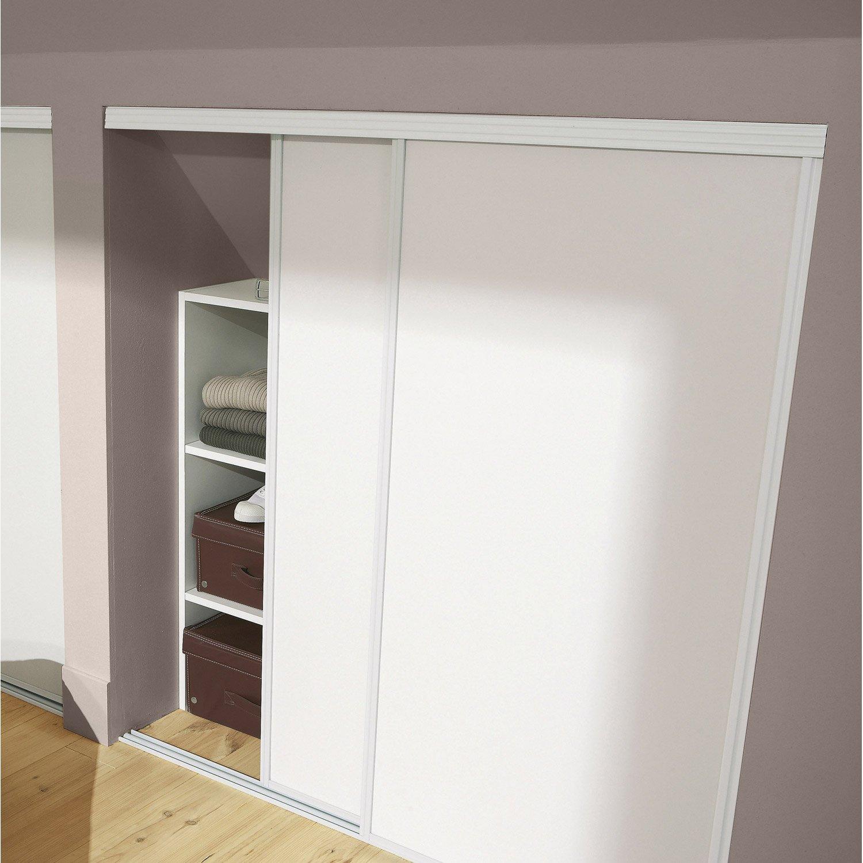 Connu porte coulissante pour armoire - Photos-placard.com OO53