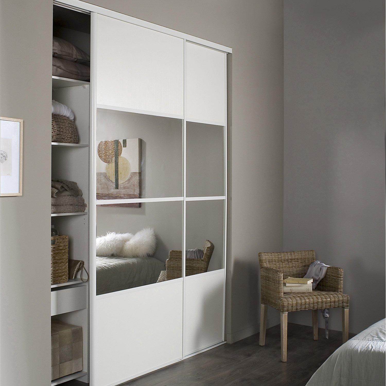 dressing avec portes affordable dressing avec portes en. Black Bedroom Furniture Sets. Home Design Ideas