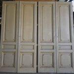 portes de placard anciennes