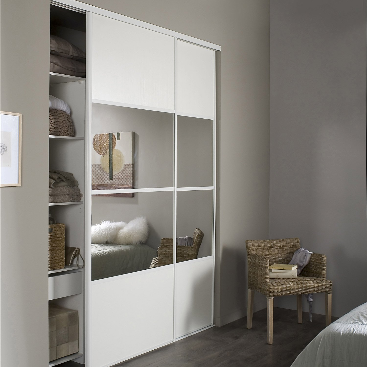 Porte Armoire Coulissante Leroy Merlin