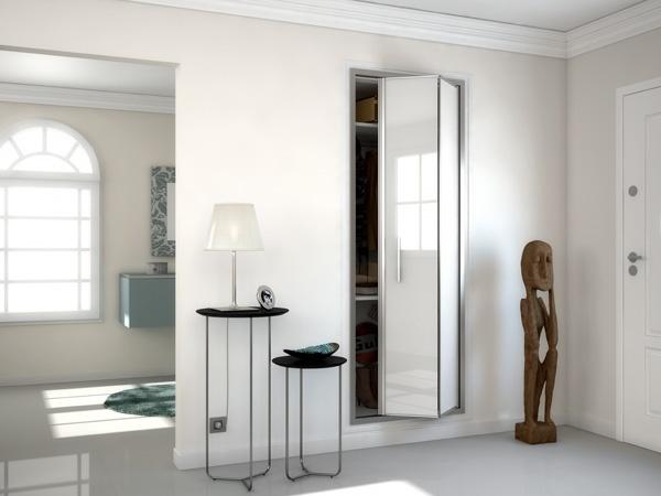portes pliantes pour placard