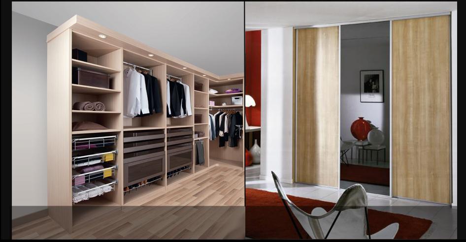 placard rangement chambre modle armoire de rangement chambre placard 10 exemples pour. Black Bedroom Furniture Sets. Home Design Ideas
