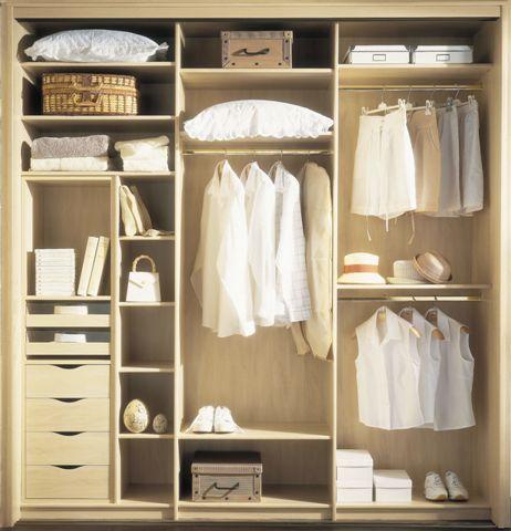 rangement placard chambre - Meuble De Rangement Chambre