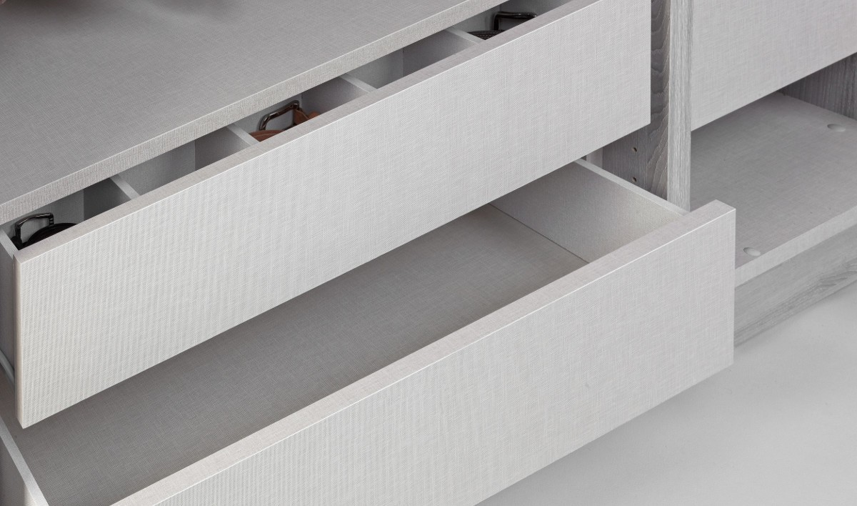 tiroir pour placard